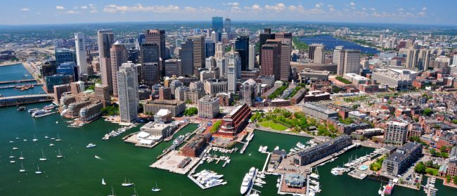 Boston Richest Cities In United States 2018
