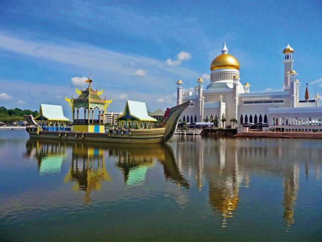 Brunei Richest Countries 2016