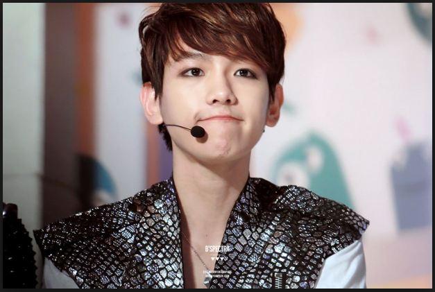 Byun Baek-Hyun (Baekhyun) Most Handsome Kpop Idol 2016