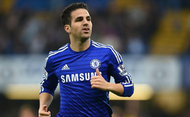 Cesc Fabregas Most Handsome Soccer Players 2016