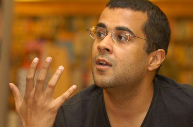 Chetan Bhagat Most Handsome Authors 2016