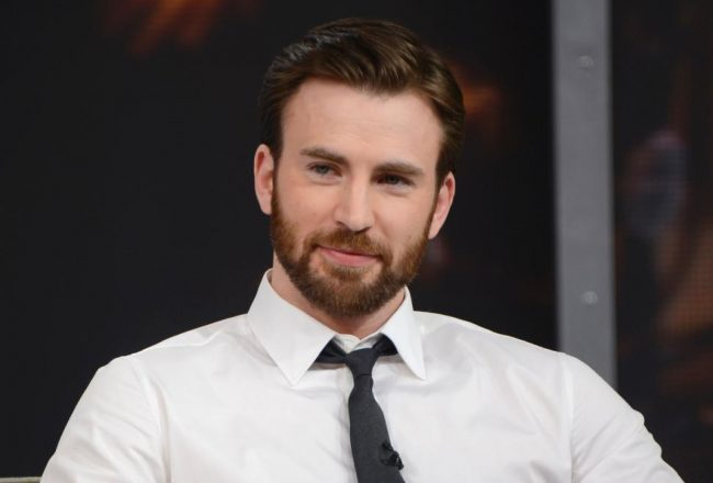 Chris Evans Most Handsome Boys 2016