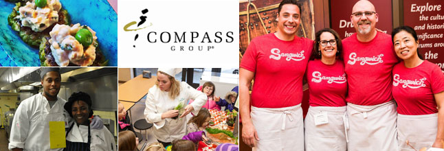 Compass Group Largest Companies 2017