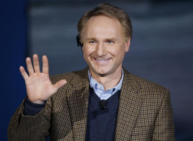 Dan Brown Most Handsome Authors 2016