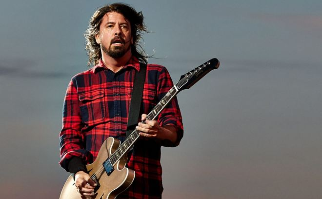 Dave Grohl Richest Guitarists 2018
