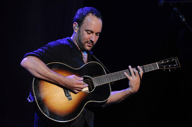 Dave Matthews Richest Guitarists 2016