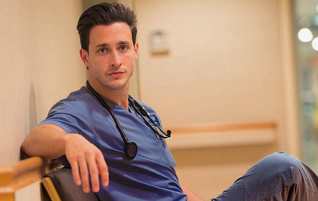 Top 10 Most Handsome Doctors in The World