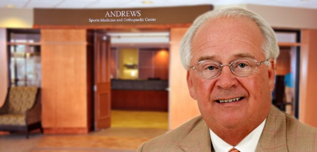 Dr.James Andrews Most Handsome Doctors 2017