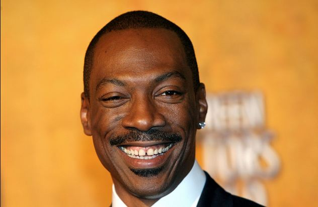 Eddie Murphy Richest Black Actors 2018