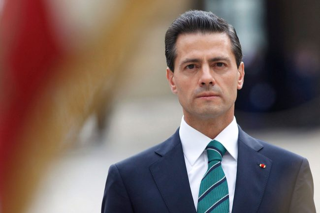 Enrique Peña Nieto Most Handsome President 2018