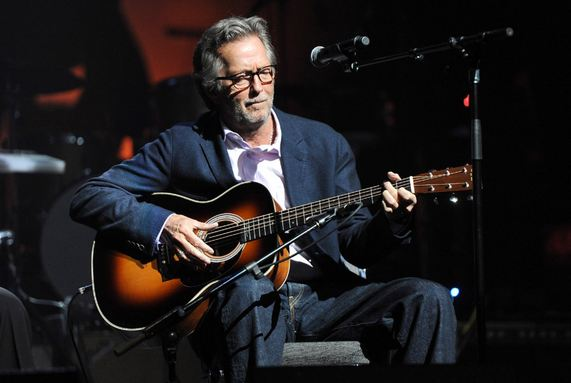 Eric Clapton Richest Guitarists 2018