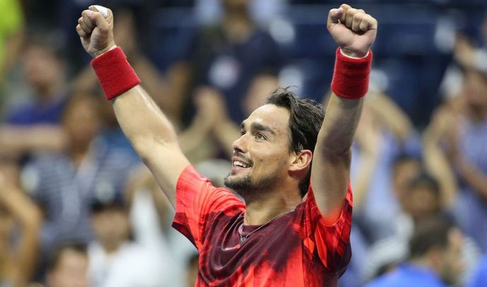 Fabio Fognini Most Handsome Athletes 2018