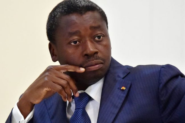 Faure Gnassingbé Most Handsome President 2016