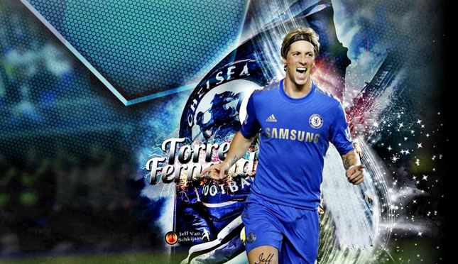 Fernando Torres Most Handsome Soccer Players 2016