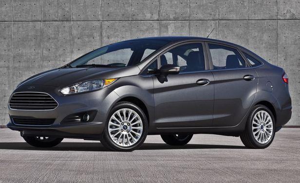 Fod Fiesta S Sedan Cheapest Cars 2018