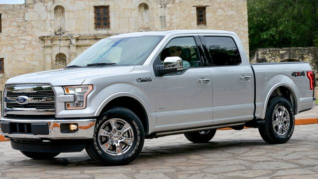 Ford F-Series Best Selling Cars 2018