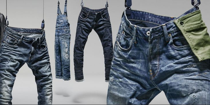G-Star Jeans Best Selling Jeans Brands 2016