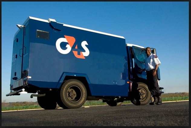 G4S Security Largest Companies 2018