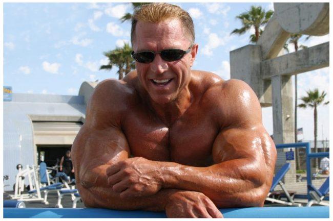 Gary Strydom Richest Bodybuilders 2016