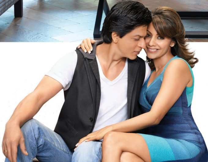 Gauri and Shahrukh Khan Richest Bollywood Producers 2016