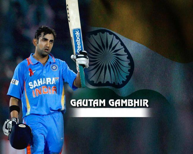 Gautam Gambhir Richest Cricketers In India 2016