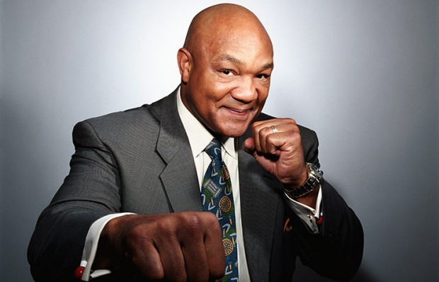 George Foreman Richest Boxers 2018