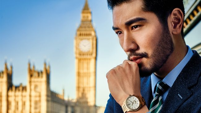 Godfrey Gao Most Handsome Boys 2017