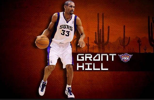 Grant Hill Richest Basketball Players 2017