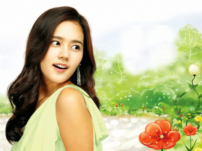 Han GA-IN Most Beautiful Korean Actresses 2018