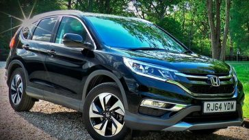Honda CR-V Best Selling Cars 2016