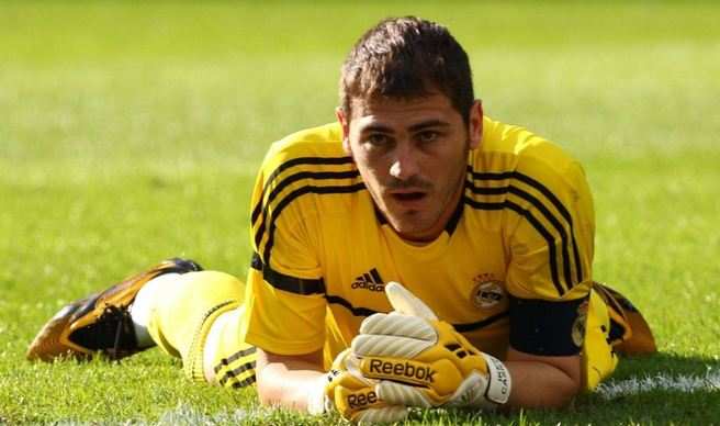 Iker Casillas - Most Handsome Soccer Players