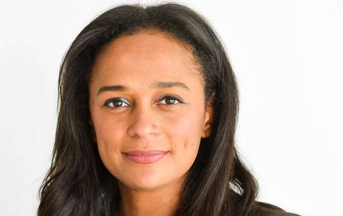 Isabel Dos Santos Richest Black Man and women 2018