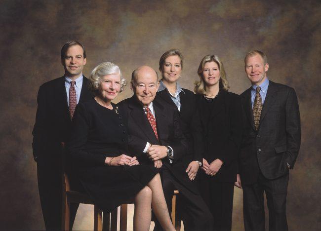 Johnson Family Richest Families 2017