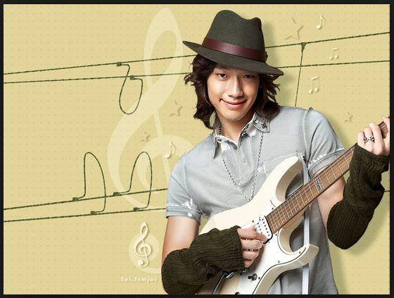 Jung Ji-Hoon (Rain) Most Handsome Kpop Idol 2016