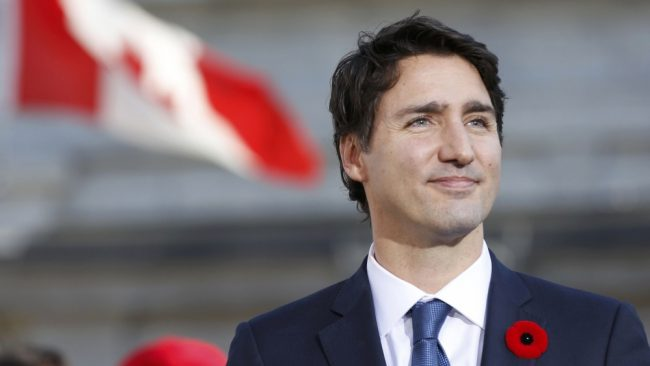 Justin Trudeau Most Handsome President 2018