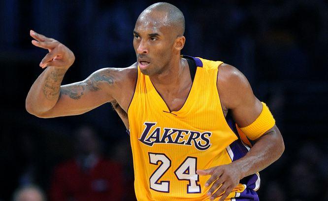 Kobe Bryant Richest Basketball Players 2017