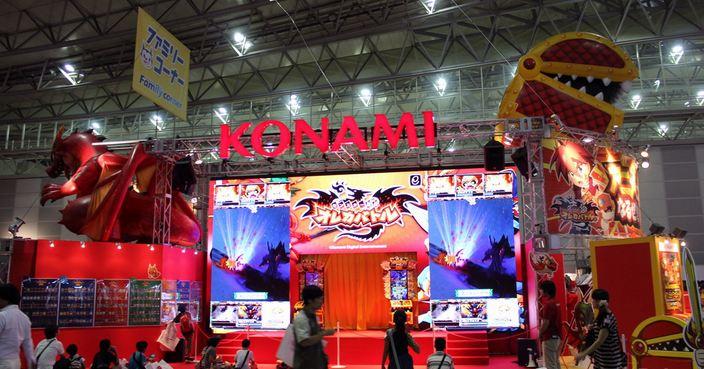 Konami Richest Game Designers 2018