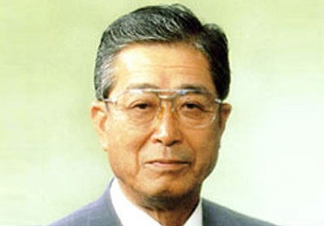 Kunio Busujima Richest Japanese People 2017