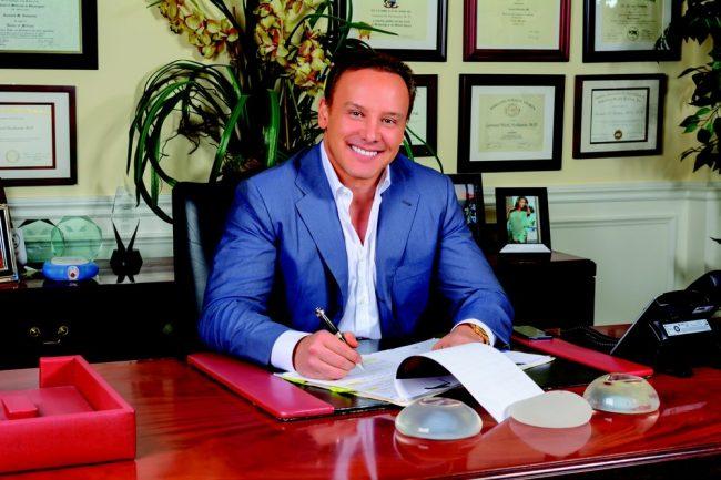 Leonard Hochstein Richest Doctors 2016