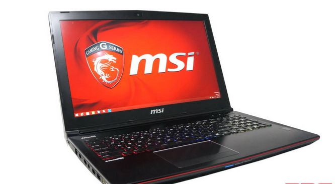 MSI GE62 Apache Laptop Cheapest Gaming Laptops 2018