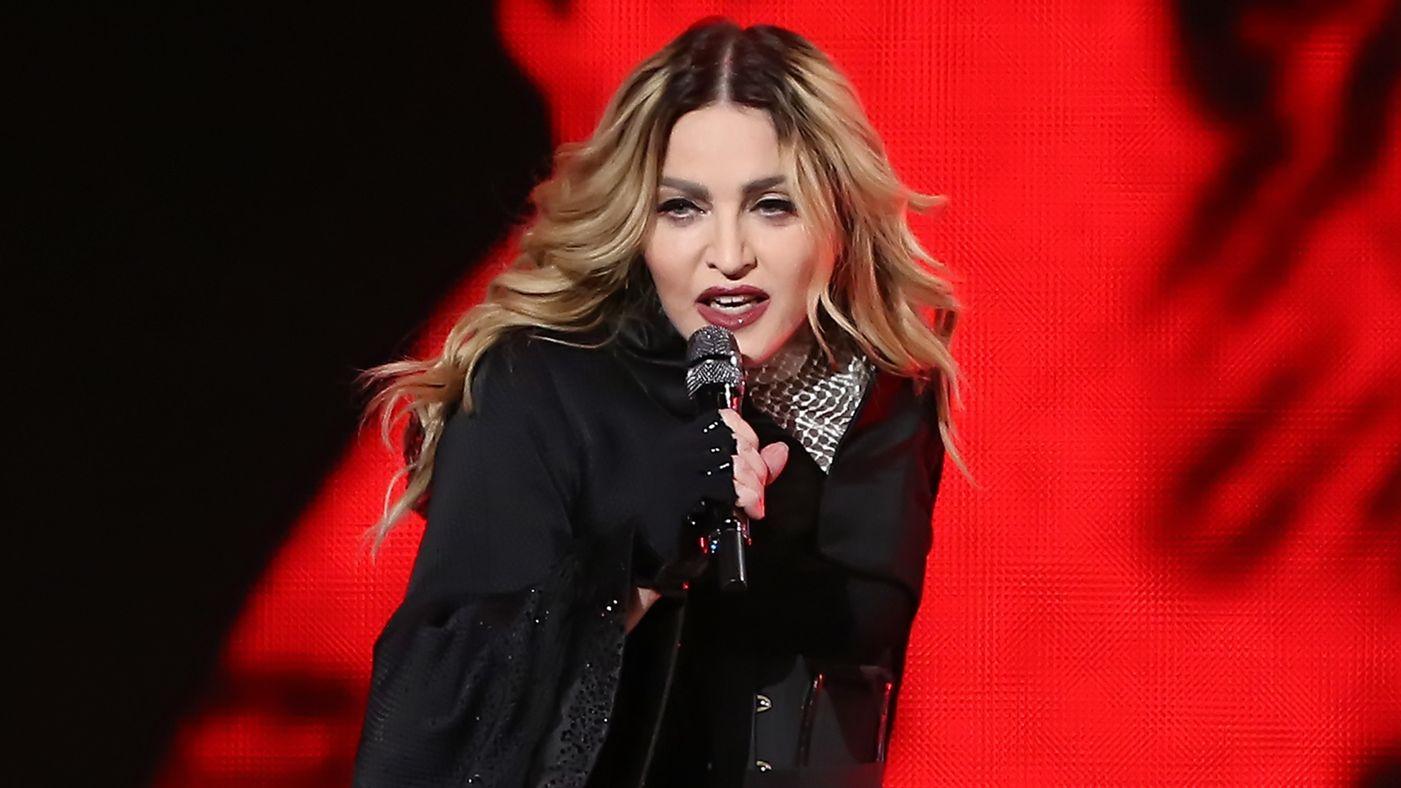 Madonna Richest Artists 2016