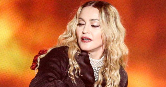 Madonna Richest Female Singers 2016