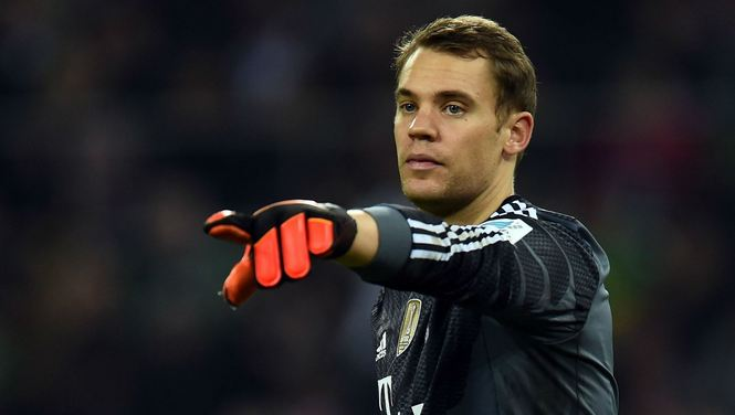 Manuel Neuer Richest Football Players of Germany 2017