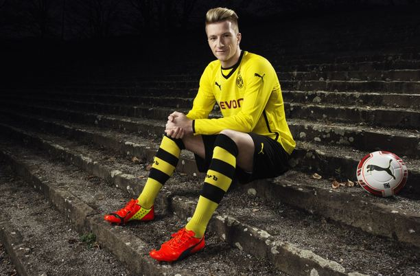 Marco Reus Richest Football Players of Germany 2016