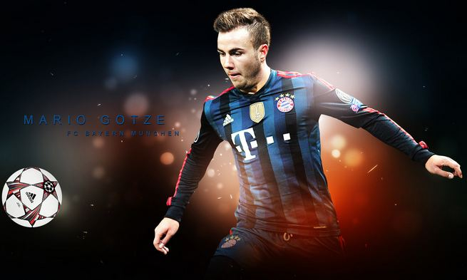 Mario Gotze Most Handsome Soccer Players 2017