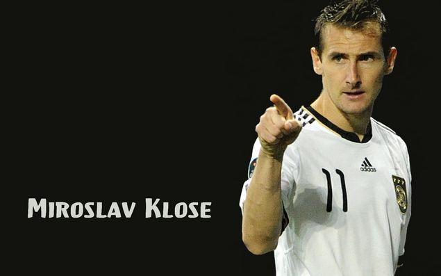 Miroslav Klose Richest Football Players of Germany 2016