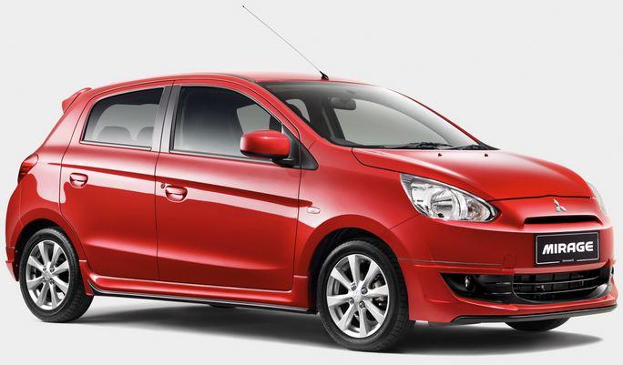 Mitsubishi Mirage Cheapest Cars 2018