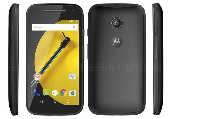 Motorola Moto E 2015 Cheapest Smartphones 2018