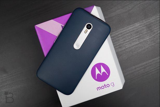 Motorola Moto G 2015 Cheapest Smartphones 2016