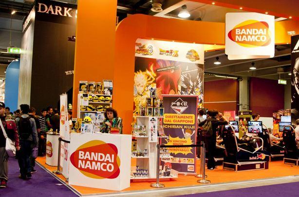 Namco Bandai Richest Game Designers 2016